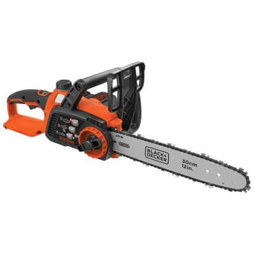 Best electric chainsaws of 2018 reviews top picks buying guide best value black decker lcs1240 12 chainsaw review greentooth Choice Image