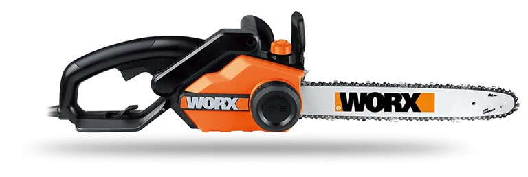 Best electric chainsaws of 2018 jul reviews best value picks worx wg3031 16 electric chainsaw greentooth Choice Image