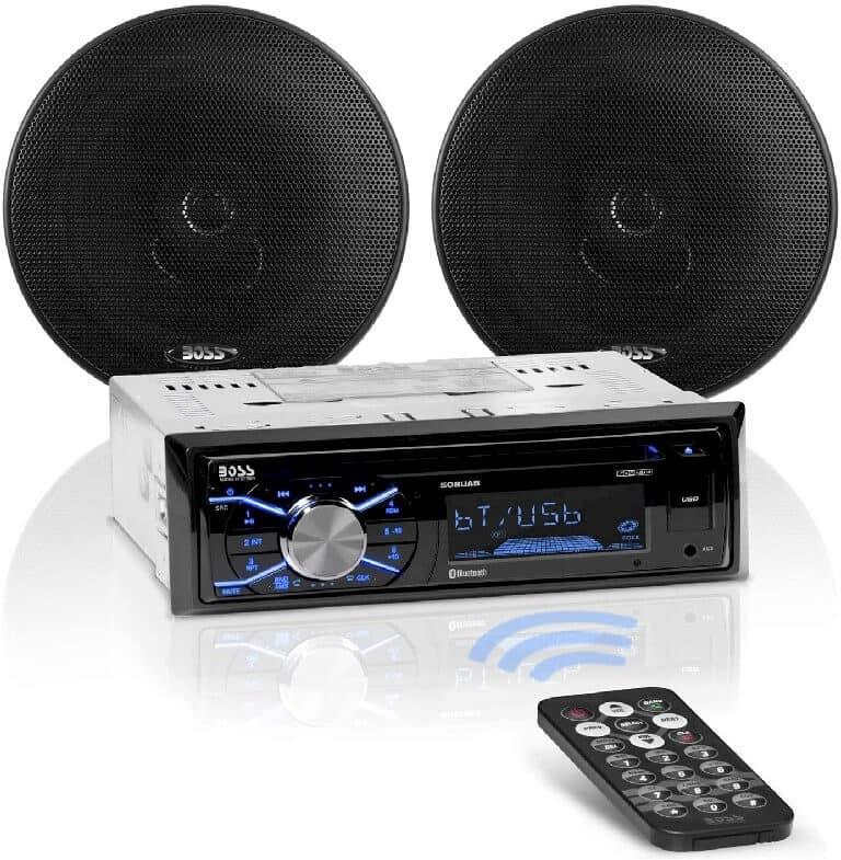 BOSS Audio Systems 656BCK