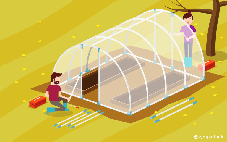 Build Hoop House