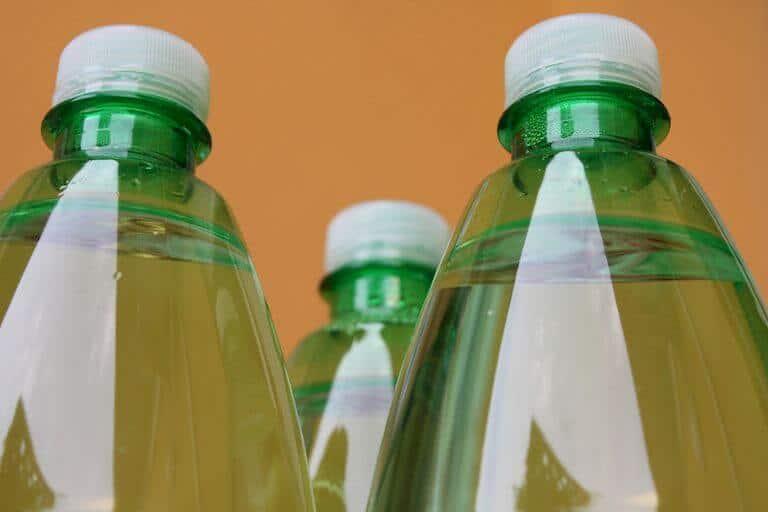 Make a drip feed irrigation bottle