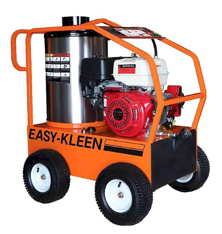 Hot Water Pressure Washers Reviews