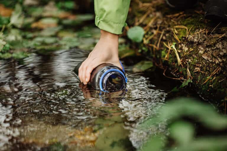 How to filter, purify & distill water in the wild