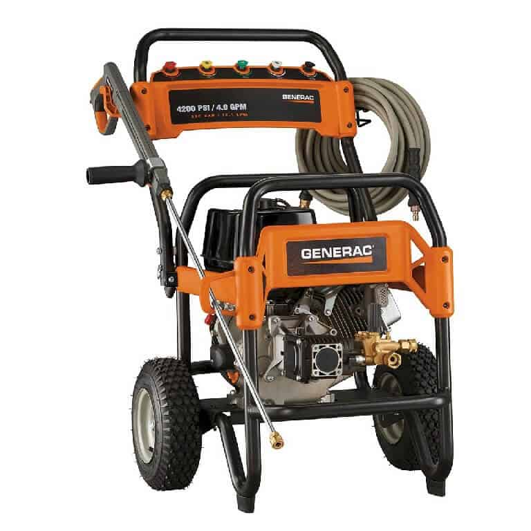 Best Gas Pressure Washer [2019] • Reviews & Buying Guide