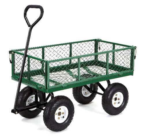 Gorilla Carts GOR400-COM