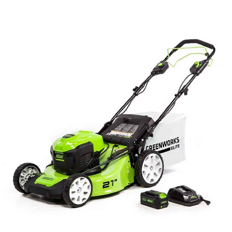 Greenworks M-210-SP