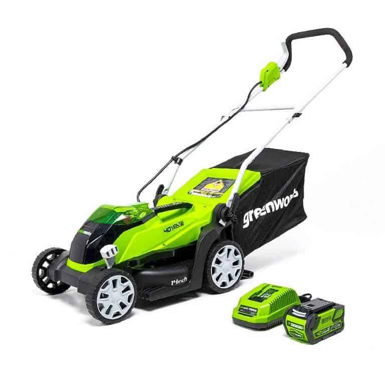 Greenworks MO40B410