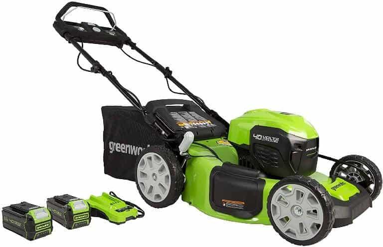 Greenworks MO40L4413