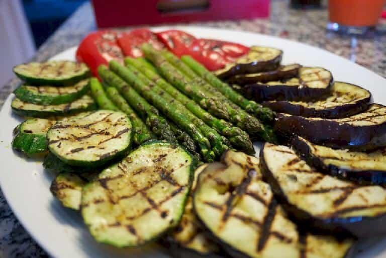 How to Serve Grilled Vegetables
