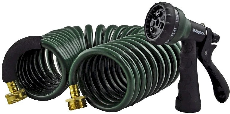 Best Coiled Garden Hoses