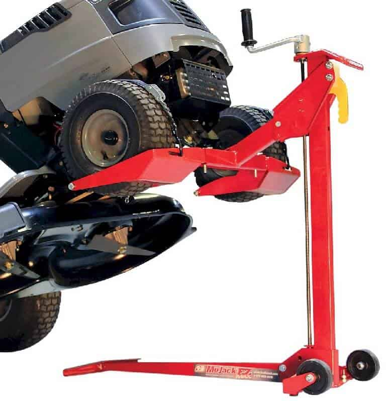 Best Lawn Mower Lift [2019] • Reviews & Buying Guide