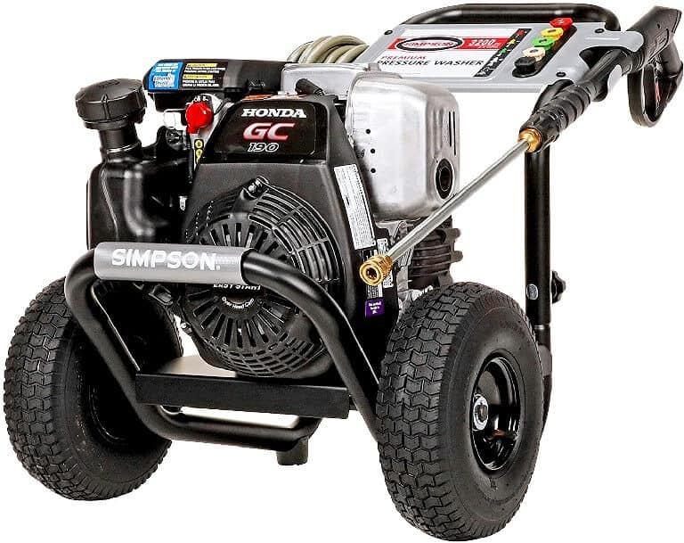 Gas Pressure Washers Reviews