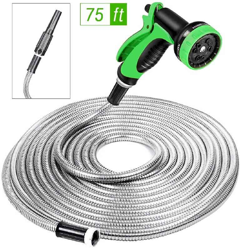 Metal Garden Hoses Reviews