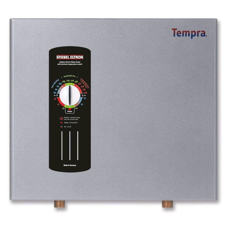 8 Best Electric Tankless Water Heater Reviews 2019 Manual Guide