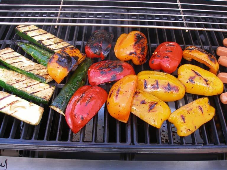Vegetables BBQ